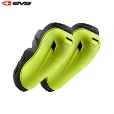 EVS 2016 Option Elbow Guards Youth (Hi Viz Yellow) Pair Size Youth